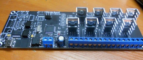 Mosfet Board